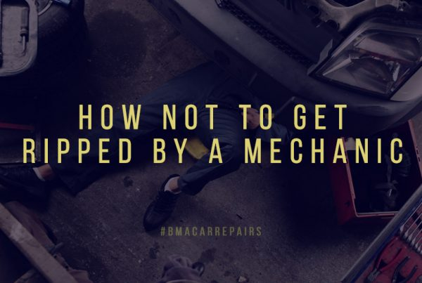 BMW repair tips avoid being ripped