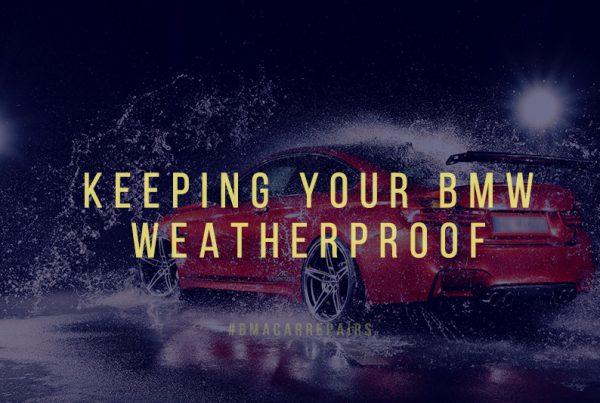 Seasonal Maintenance Tips for BMW